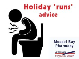 Treating Diarrhea with Over the Counter Medicine in Mossel Bay