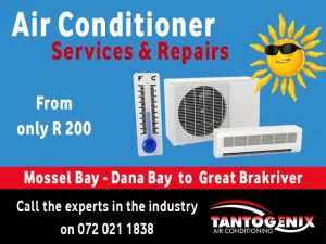 Air Conditioner Service and Repairs in Mossel Bay