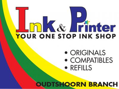 Ink and Printer Shop in Oudtshoorn