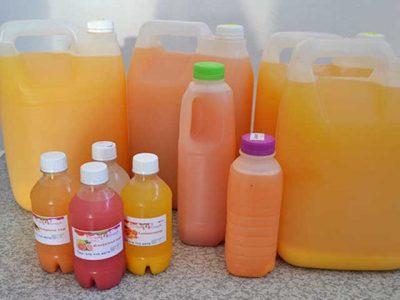 Fruit Juice Supplier in Mossel Bay