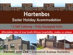Hartenbos Easter Holiday Accommodation