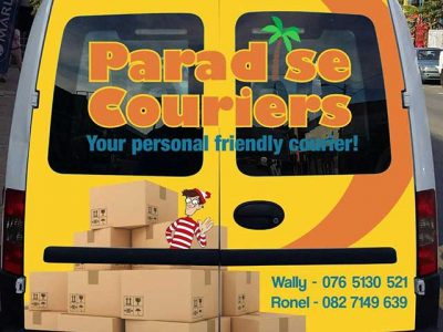 Courier Service in Mossel Bay and George