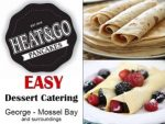 Easy Dessert Catering in George and Mossel Bay