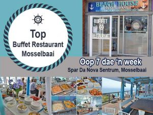 Top Buffet Restaurant in Mosselbaai