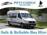Safe and Reliable Bus Hire in the Garden Route