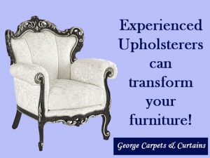 Experienced Upholsterers in George