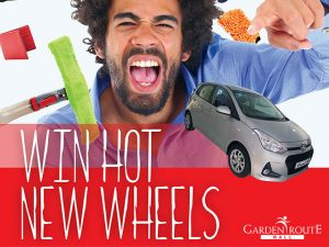Garden Route Mall Hot New Wheels Car Competition