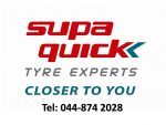 George Supa Quick for All Your Tyre Needs