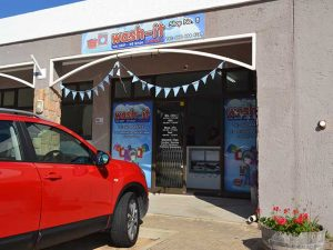 Laundromat in Diaz Beach Mossel Bay
