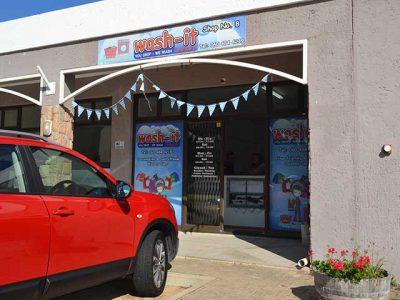 Laundromat Diaz Beach Mossel Bay
