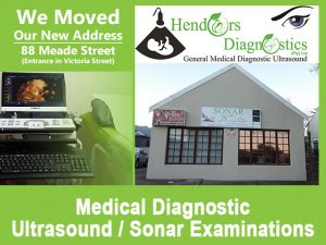 New Address for Hendors Diagnostics Ultrasound Lab in George
