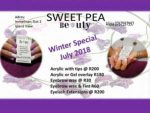 Winter Beauty Special Offer in Hartenbos
