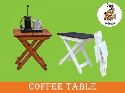 Fold-Up Tables for Sale in Hartenbos