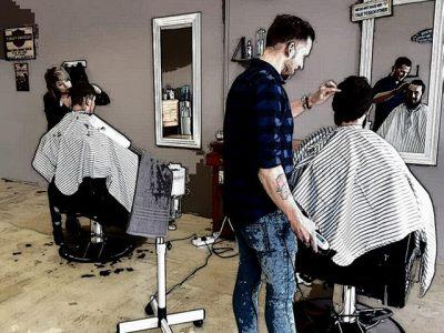 De Barbier Barber Shop in George