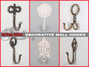 South African Supplier of Decorative Wall Hooks