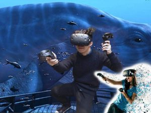 Virtual Reality Gaming and Experiences in George
