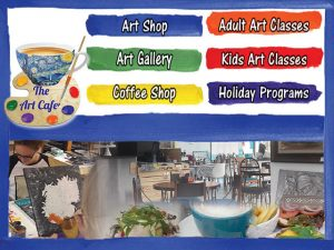 Art Shop, Gallery and Art Classes in George