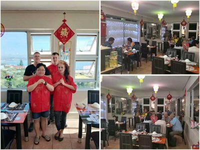 Sushi and Chinese Restaurant in Mossel Bay