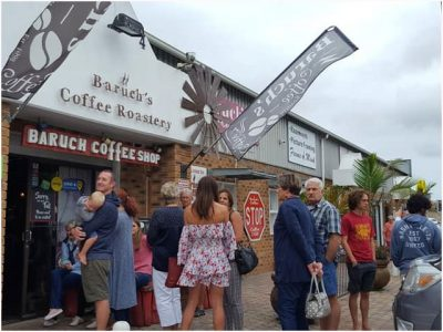 Coffee Shop and Roastery in Mossel Bay