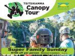 Tsitsikamma Canopy Tour Sunday Family Special