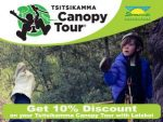Discount on Tsitsikamma Canopy Tours