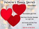 Valentine's Beauty Specials Hartenbos