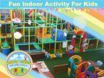 Kiddies Indoor Activity in George