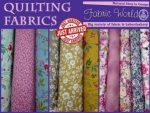 New Quilting Fabrics Arrived in George