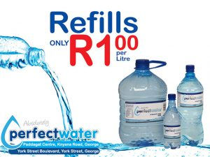 Bottled Water Supplier in George