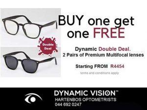 Hartenbos Optometrist Dynamic Double Deal