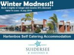 Hartenbos Accommodation Winter Madness