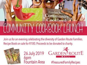 Garden Route Community Cookbook Launch in George