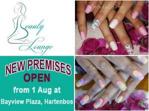 Popular Hartenbos Beauty Salon Moving to Bayview Plaza