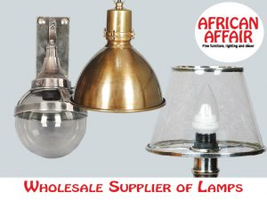 Wholesale Supplier of Lamps in South Africa