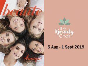 August 2019 Annique Specials Hartenbos