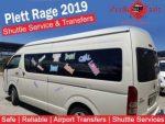 Plett Rage Shuttle Service and Transfers