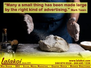 The Right Kind of Advertising for Your Business