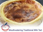 Mouthwatering Traditional Milk Tart in George