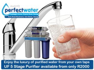 5 Stage Water Purifier Available in George