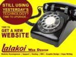 Time to Get a New Website for Your Business