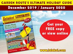 2019 Ultimate Holiday Guide for the Garden Route