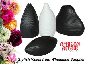 Stylish Vases from Wholesale Supplier in South Africa
