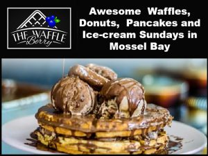Waffle and Ice Cream Restaurant in Mossel Bay