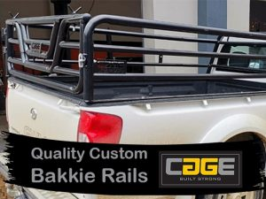 Quality Bakkie Rails in the Garden Route