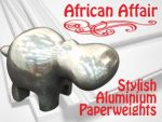 Supplier of Stylish Aluminium Paperweights in South Africa