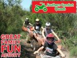Fun Family Quad Biking Activity between Knysna and Plettenberg Bay