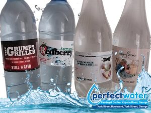 Personalize Bottled Water Supplier in George