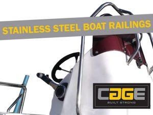 Stainless Steel Boat Railings George