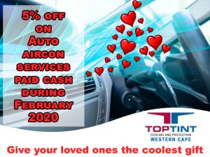 Automotive Air Conditioner Special Offer in George