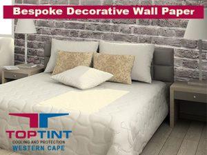 Bespoke Decorative Wall Paper George
